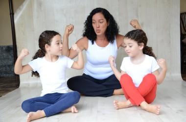 Afetividade e Limite na Prática da Yoga com as Crianças