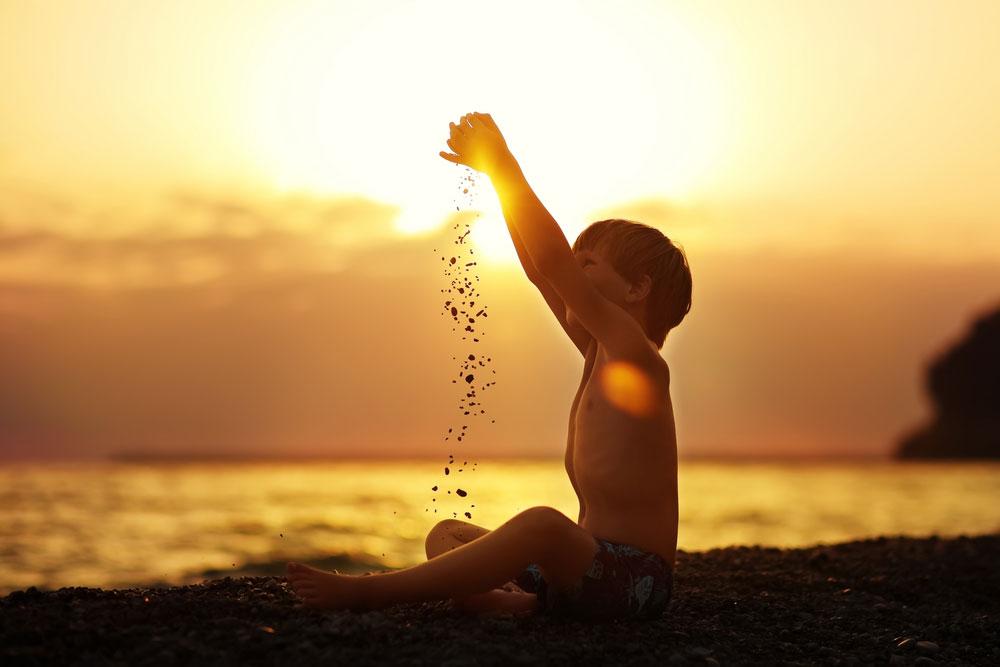 Conto: A Pequena Alma e o Sol - Uma lição de Perdão