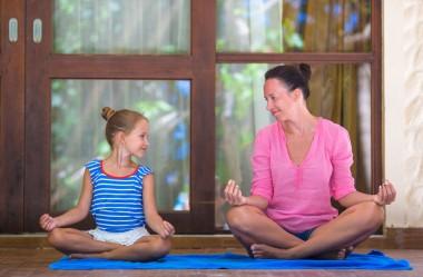 A Yoga para Crianças e os seus Benefícios na Infância