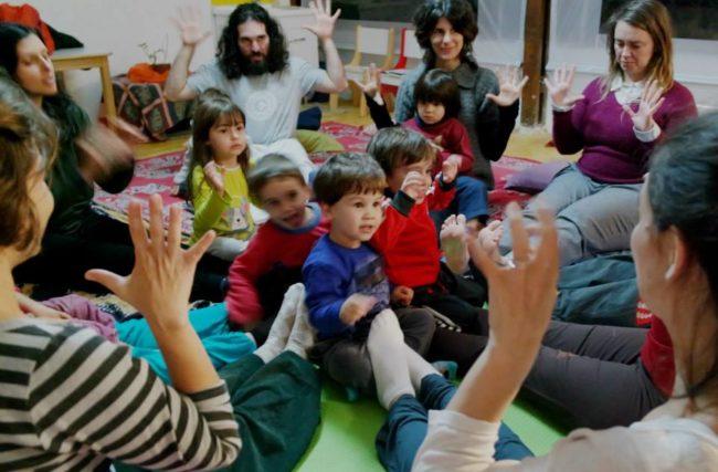 Formação em São Paulo – Como Ensinar Yoga para Crianças