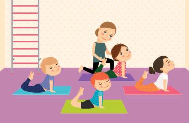 20 Impressionantes Benefícios da Yoga para Crianças