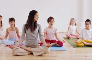 Yoga para Crianças – A Chave para Viver no Mundo
