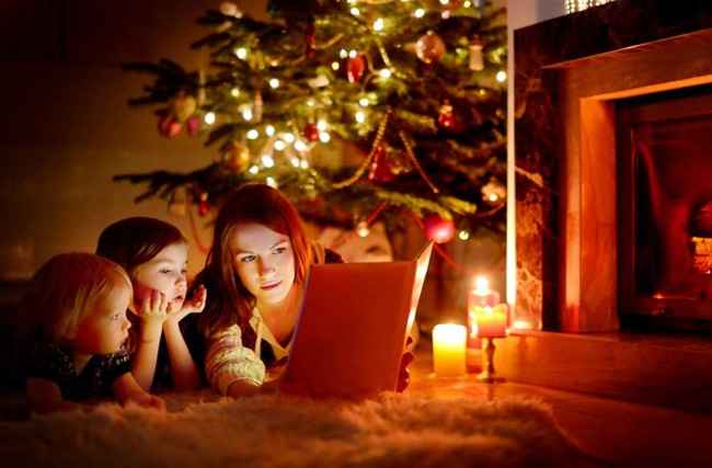 Dicas para Vivenciar um Natal Espiritual com as Crianças