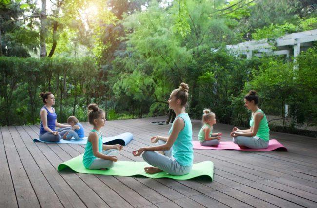 Formação em Blumenau – Como Ensinar Yoga para Crianças