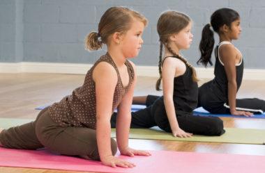 Yoga para Crianças e Jovens – Conheça os Grandes Diferenciais dessa Prática